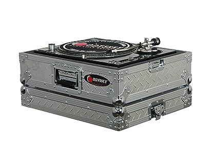 Amazon.com: Odyssey fttdiaii SLVR diámetro plato tocadiscos ...