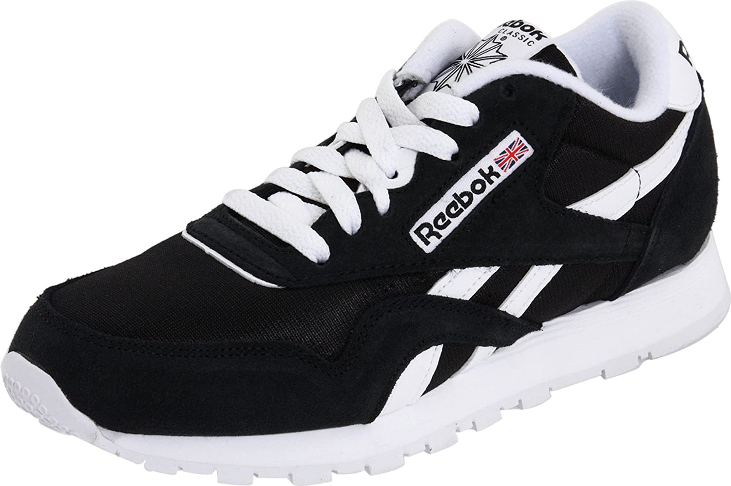 best service 490c6 f088f Amazon.com | Reebok Kids' Classic Nylon Fashion Sneaker | Sneakers