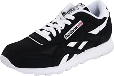 b5ab2354edc9 Reebok Kids  Classic Nylon Fashion Sneaker