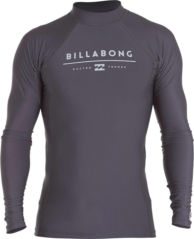 Billabong All Day Unity Performance Fit - Camiseta de manga larga para hombre - Negro - Large: Amazon.es: Ropa y accesorios