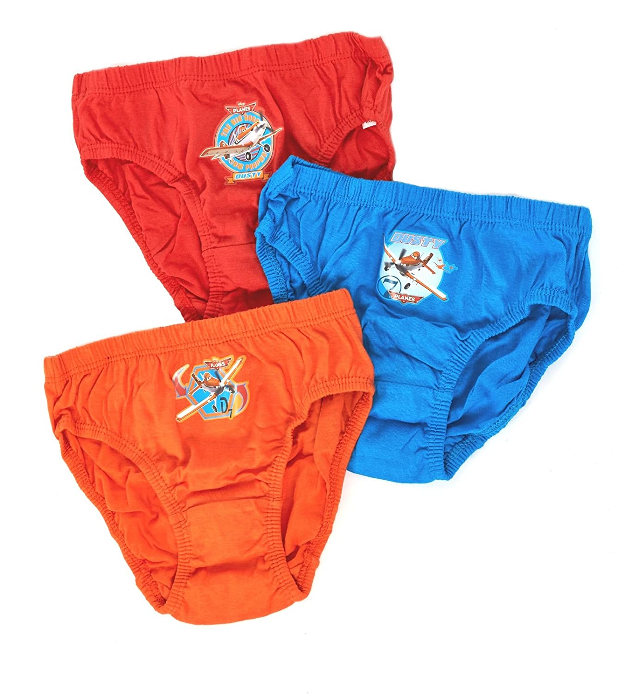 Disney New Kids Boys Official Planes Dusty Underwear Set 100/% Cotton Pants Briefs Childrens Size 3-8 Years