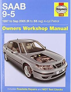 HM Saab 9-5 1997-2005 UK