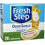 Amazon Com Fresh Step Scoopable Cat Litter Clumping 14