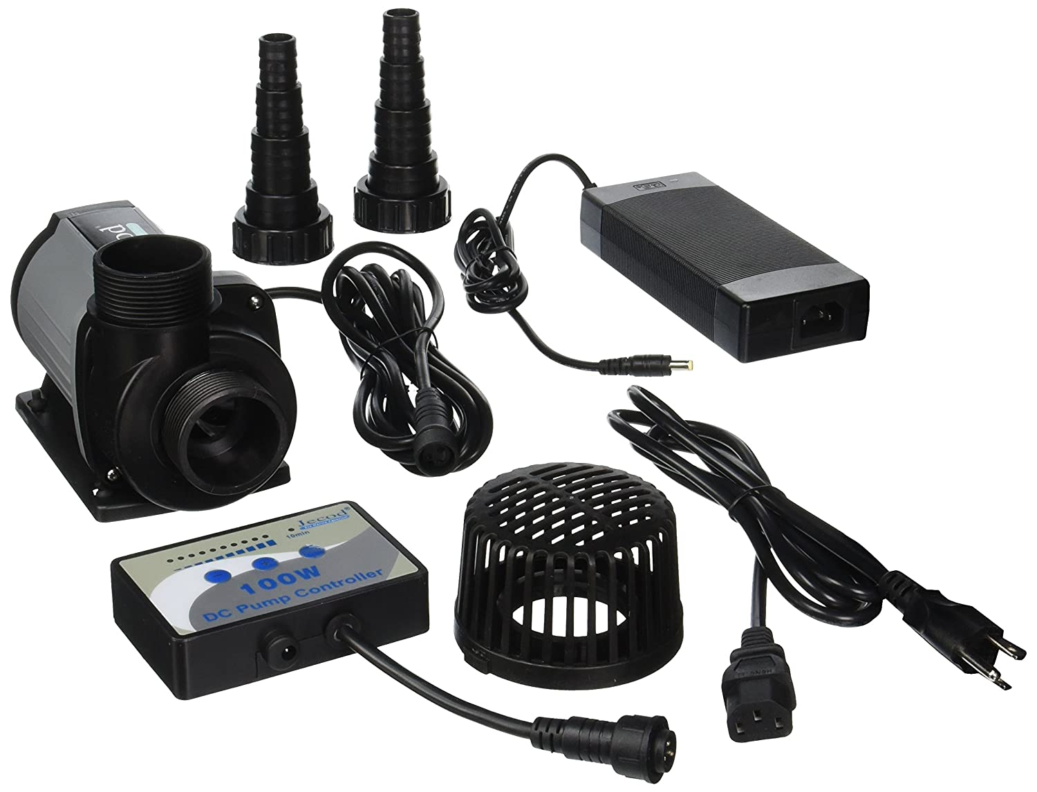 Jebao DCS-12000 3170GPH Submersible Pump with Controller