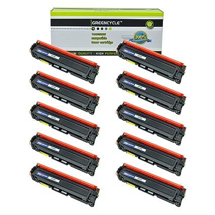 1P CF410A Black Toner Cartridge For HP 410A Color LaserJet M452dw M452nw M452dn