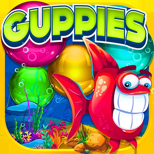 Guppies Bubble Blaster -