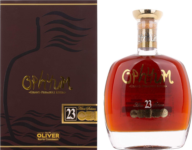 Ophyum 23 Year Old Grand Premiere Rum - 700 ml