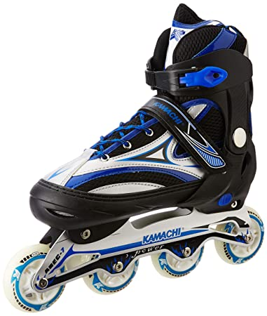 61ae30b6621 Buy Kamachi K0835 Inline Skates, Pack of 2 Online at Low Prices in India -  Amazon.in