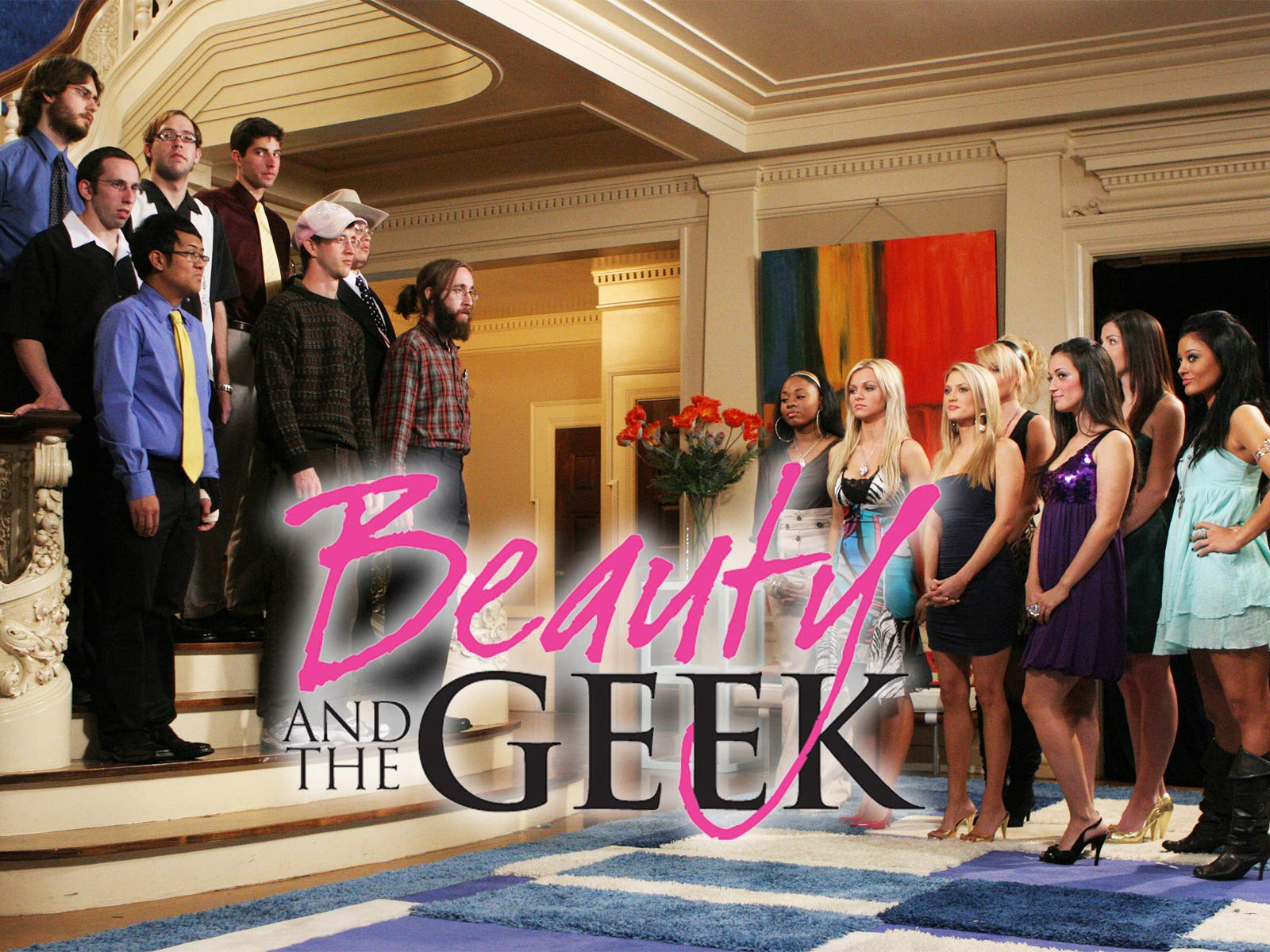 Beauty And The Geek USA