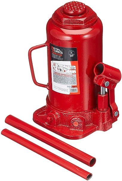 Metalworks CATM11200 - Gato hidráulico de botella 20 Ton.