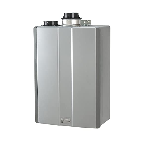 Rinnai RUR98iN 9.8 Max GPM Ultra Series Condensing Indoor Natural ...