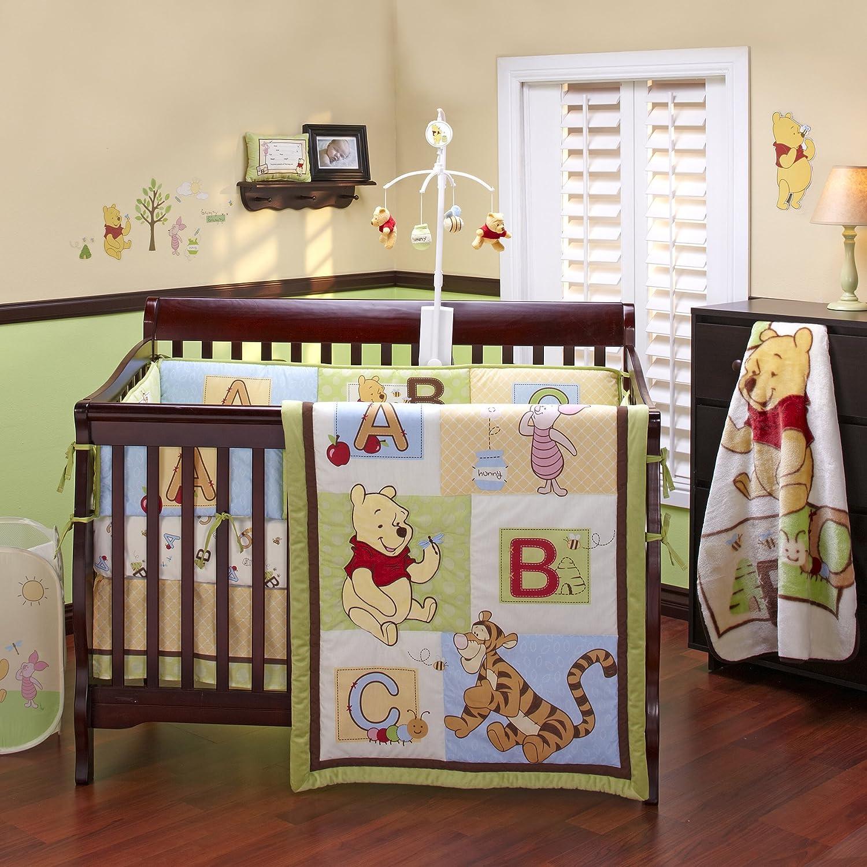 Amazon.com: Winnie the Pooh – Juego de cuna para bebés ...