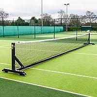Gared Deluxe Indoor Aluminum Tennis Upright