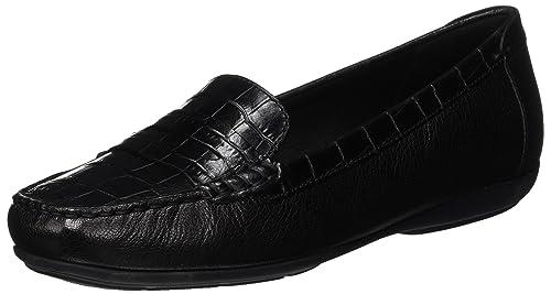 Geox D Annytah Moc C, Mocasines para Mujer: Amazon.es: Zapatos y complementos