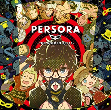 PERSORA THE GOLDEN BEST 5 - Persona: The Golden Best 5 (Original