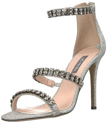 62df0b36051 SJP by Sarah Jessica Parker Women s Orbit Heeled Sandal  Buy Online ...
