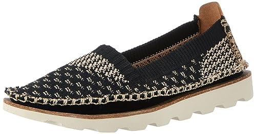 Clarks Damara Evie, Mocasines para Mujer: Amazon.es: Zapatos y complementos