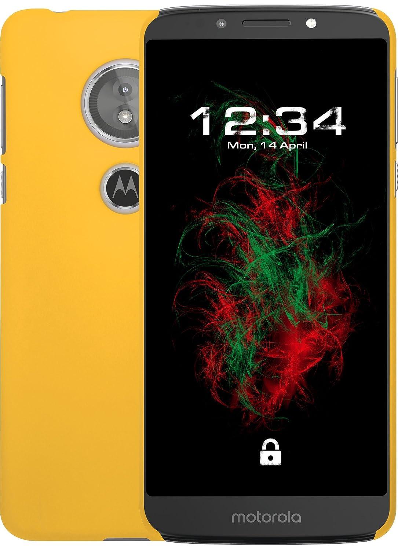 Baluum gummiete Carcasa para Motorola Moto E5/Moto E (5th Gen ...