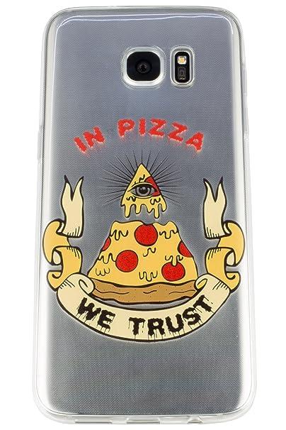 coque pizza samsung s7