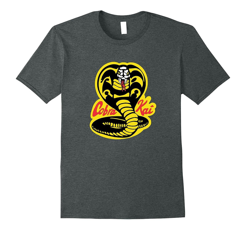 a38bf7cbb ... cobra kai tshirt for reseda karate dojo cl colamaga ...