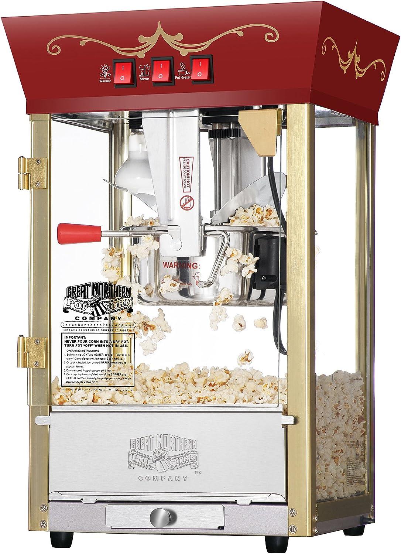 Antique Style Popcorn Maker
