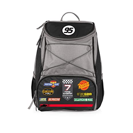 8dc79b143cd Amazon.com   Disney Pixar Cars 3 PTX Backpack Insulated Cooler ...