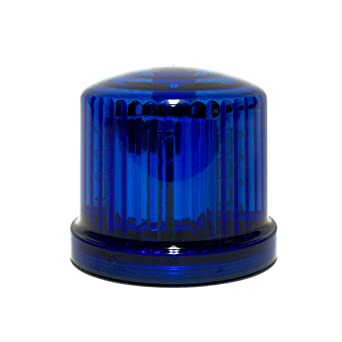 Fortune Products PL-300RJ Police Beacon, Red