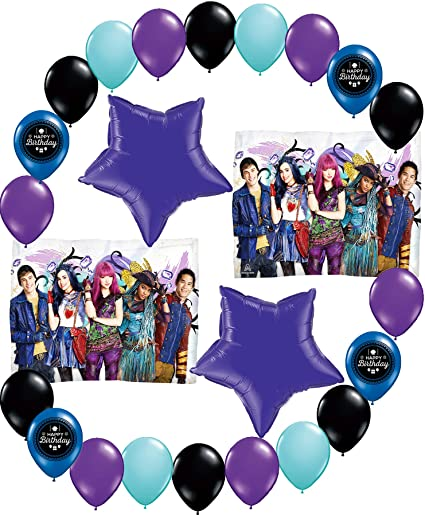 Image Unavailable Not Available For Color Descendants 2 Birthday Party