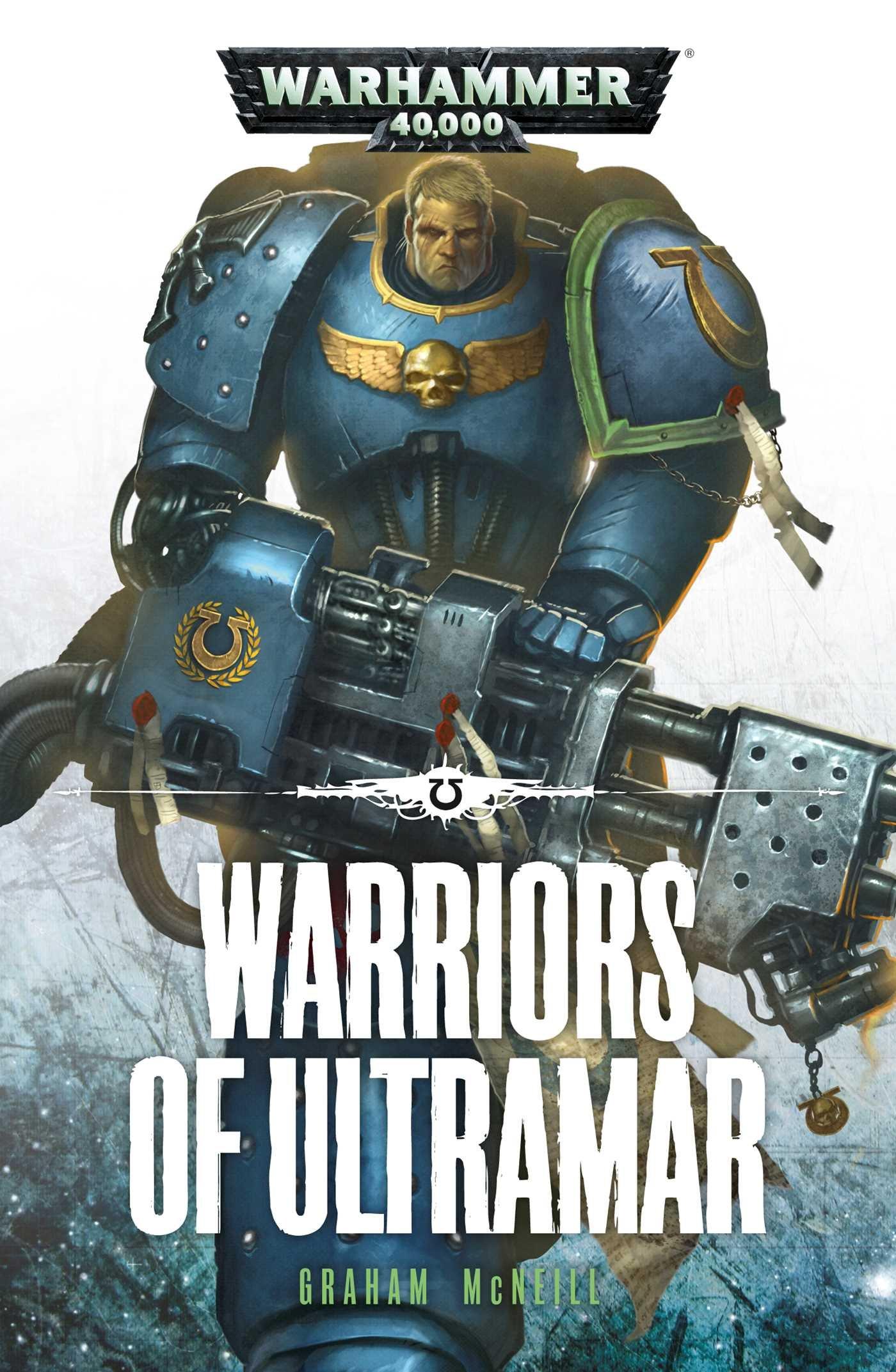 Warriors of Ultramar (Ultramarines) pdf