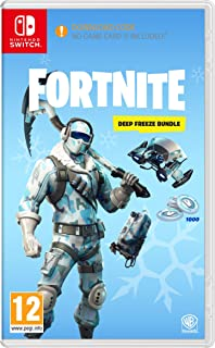 fortnite deep freeze bundle nintendo switch - black friday nintendo switch fortnite