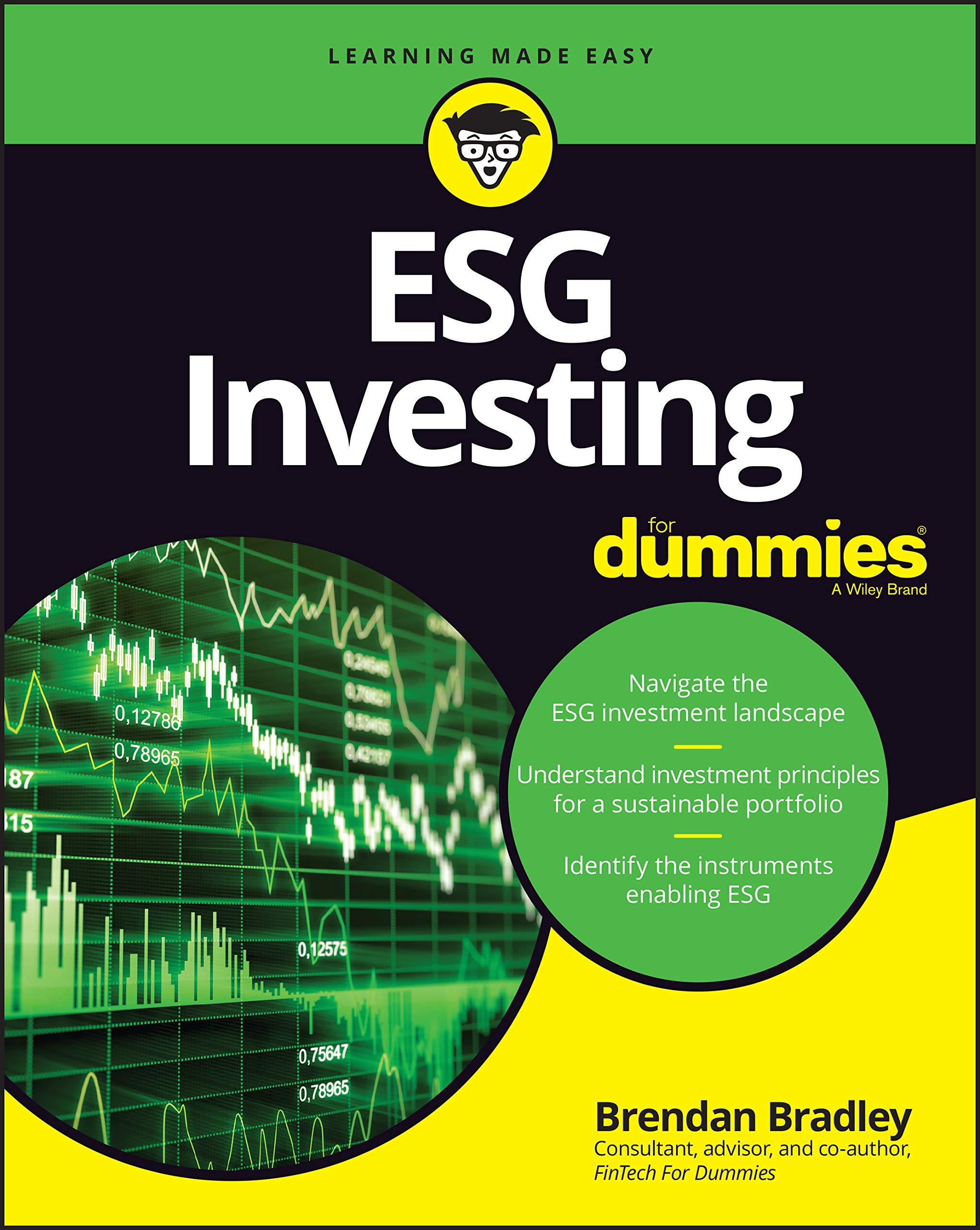 ESG Investing For Dummies For Dummies Business & Personal Finance:  Amazon.de: Bradley, Brendan: Fremdsprachige Bücher