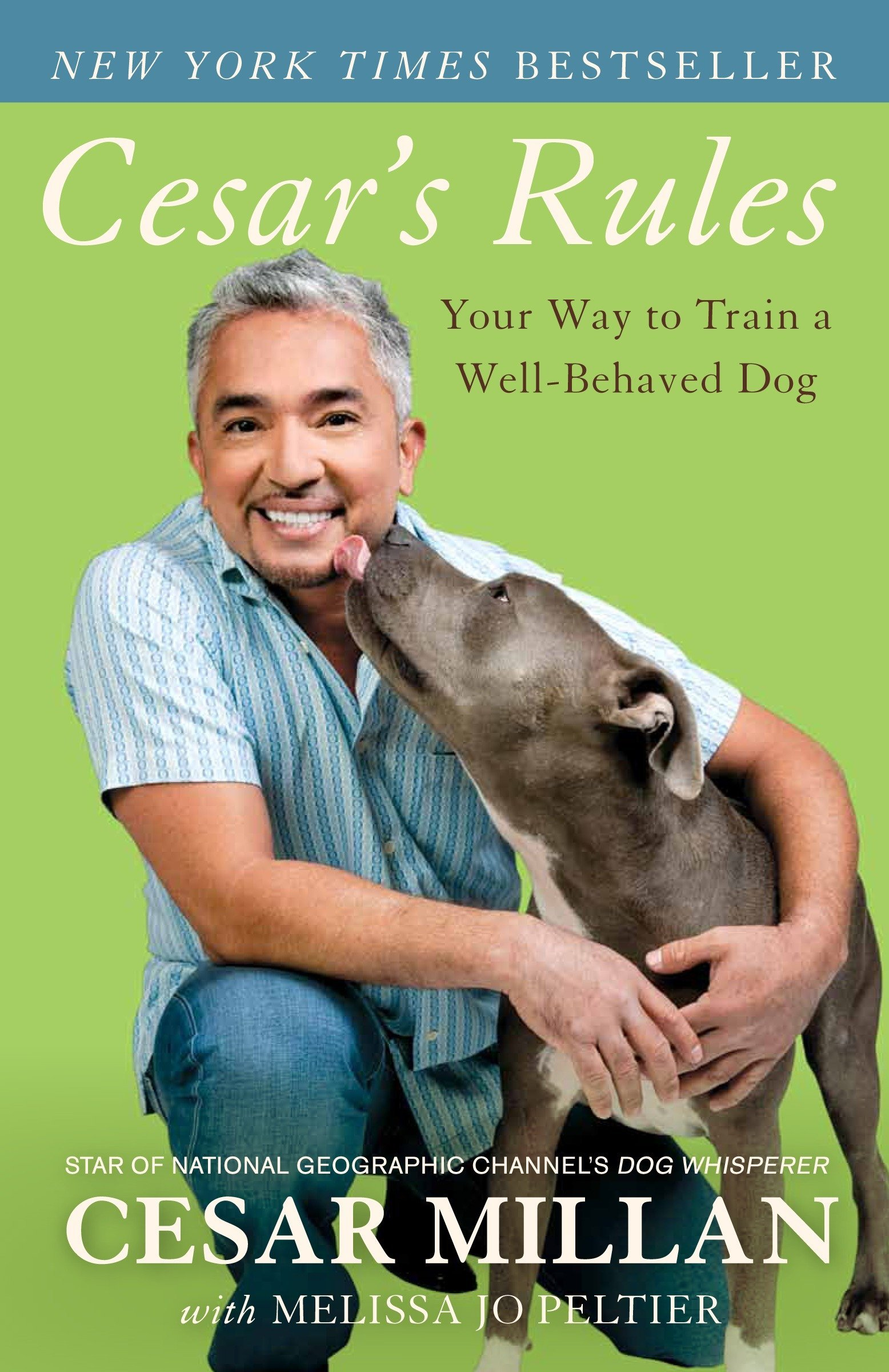 Cesar's Rules: Your Way to Train a Well-Behaved Dog by Three Rivers Press