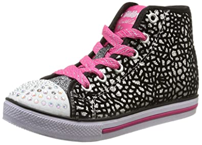 a574ec7a7e5f Skechers Girls  Chit Chat Rockin Retro Low-Top Sneakers