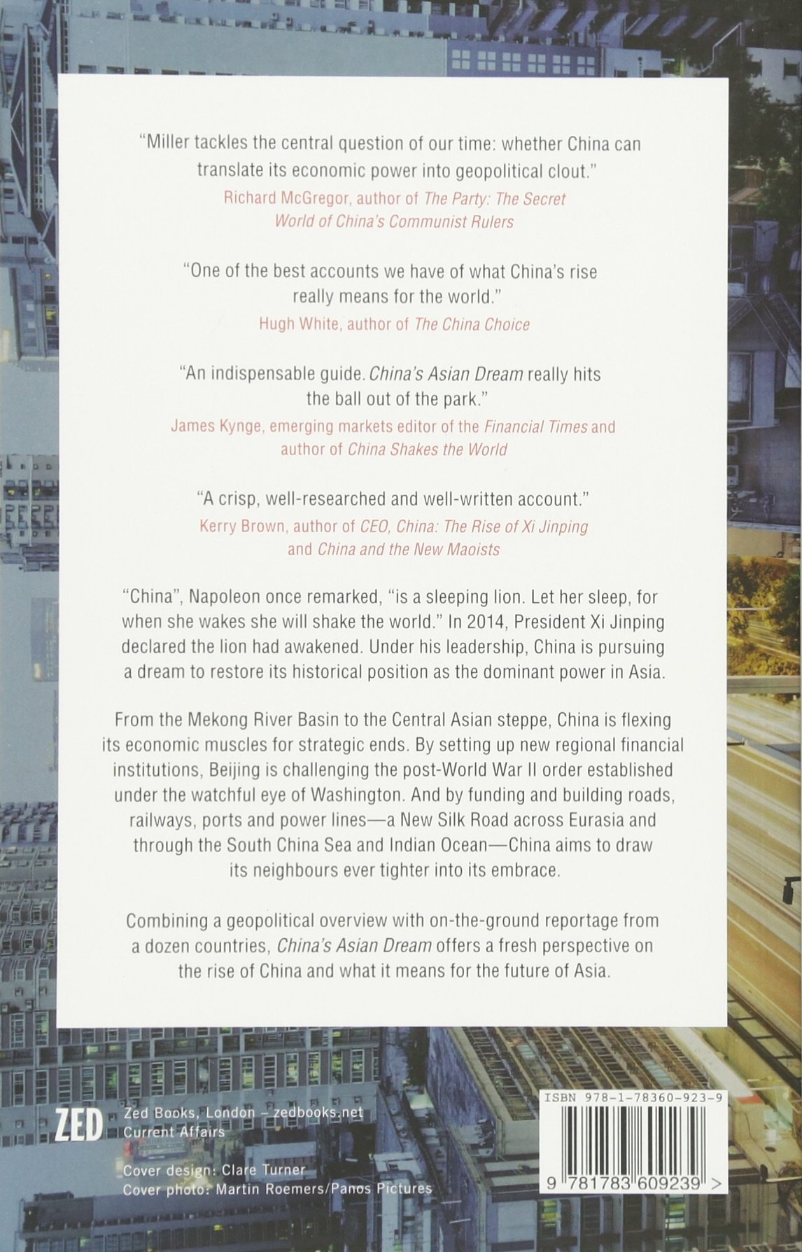Chinas asian dream empire building along the new silk road tom chinas asian dream empire building along the new silk road tom miller 9781783609239 amazon books fandeluxe Image collections