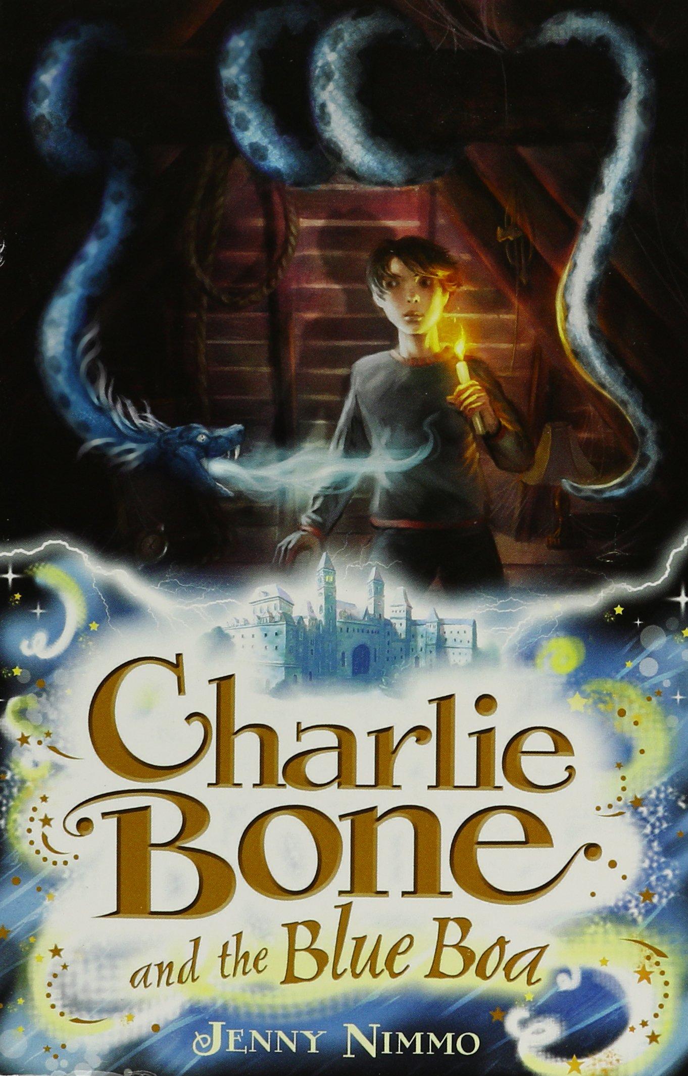 Jenny Nimmo's Charlie Bone 8books Collection: 9783200330634: Amazon:  Books