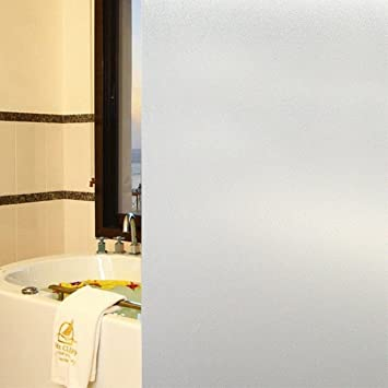 Concus T Selbstklebend Fensterfolie Statische Folie Frosted