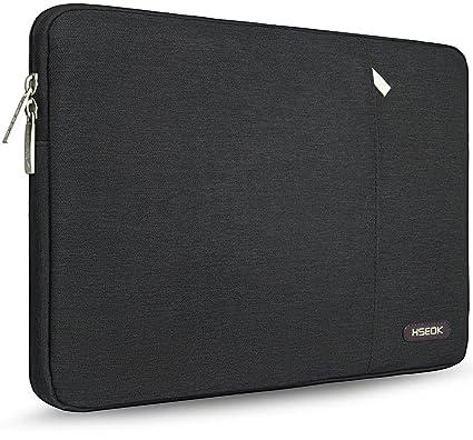 1ca7e3298524 HSEOK 13-13.3 Inch Laptop Sleeve Case, Environmental-Friendly  Spill-Resistant Sleeve