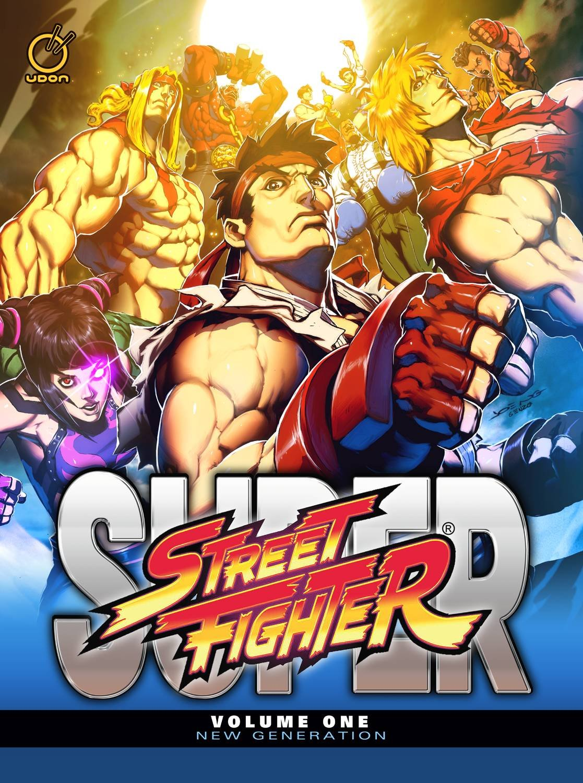 Super Street Fighter Volume 1 New Generation Ken Siu Chong Jim