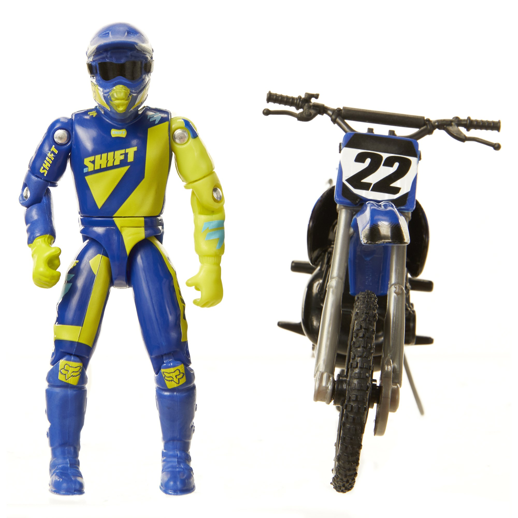 MXS Boys Chad Reed SFX Bike & Rider Set by MXS (Image #3)