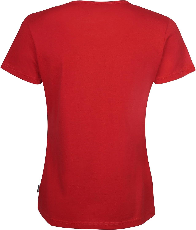 Rouge Mod/èle 34 2017 Tshirt Manches Courtes T-Shirt Manches Courtes Femme Elkline Memory