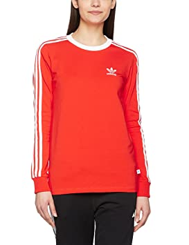 meet lowest discount huge selection of Adidas - BK5871 - 3stripes Ls Tee - T-Shirt Manches Longues ...