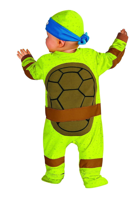 Disfraz de Tortuga Ninja para bebé: Amazon.es: Ropa y accesorios