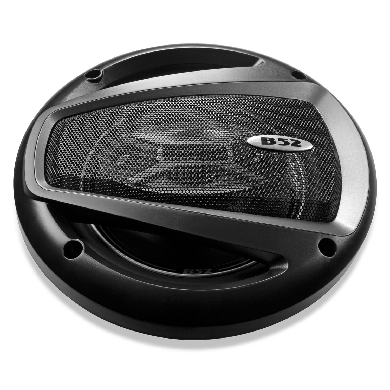 Pair B52CarAudio ELS 6.9 II 1400W 6X 9 4-Way Car Speaker