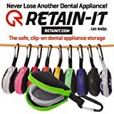 Retain-It - The Safe, Clip-on, Retainer, Mouth
