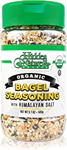 Free Organic Everything Bagel Seasoning Blend:...