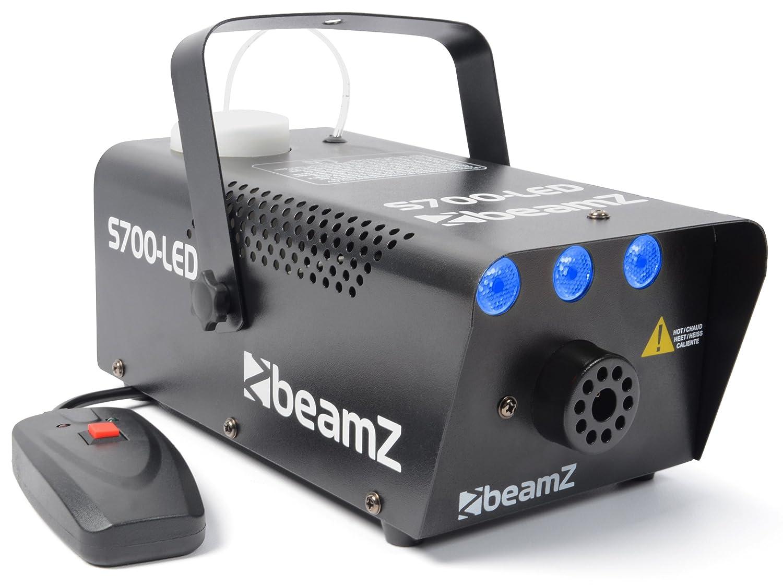 Beamz S LEDH Maquina de humo
