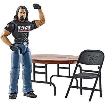 WWE Elite Collection Series #38 -Bradshaw: Toys & Games