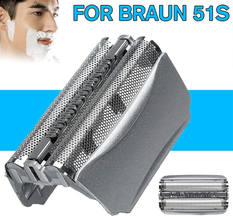 51S Cabezales de Afeitar para Braun Afeitadora Eléctrica Hombre ...