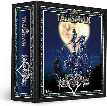 USAopoly Juego de Mesa Talisman: Kingdom Hearts Edition. Versión ...