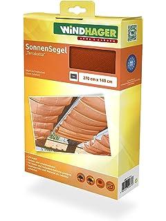 Windhager Toldo Vela de protección Solar tecnología de ...